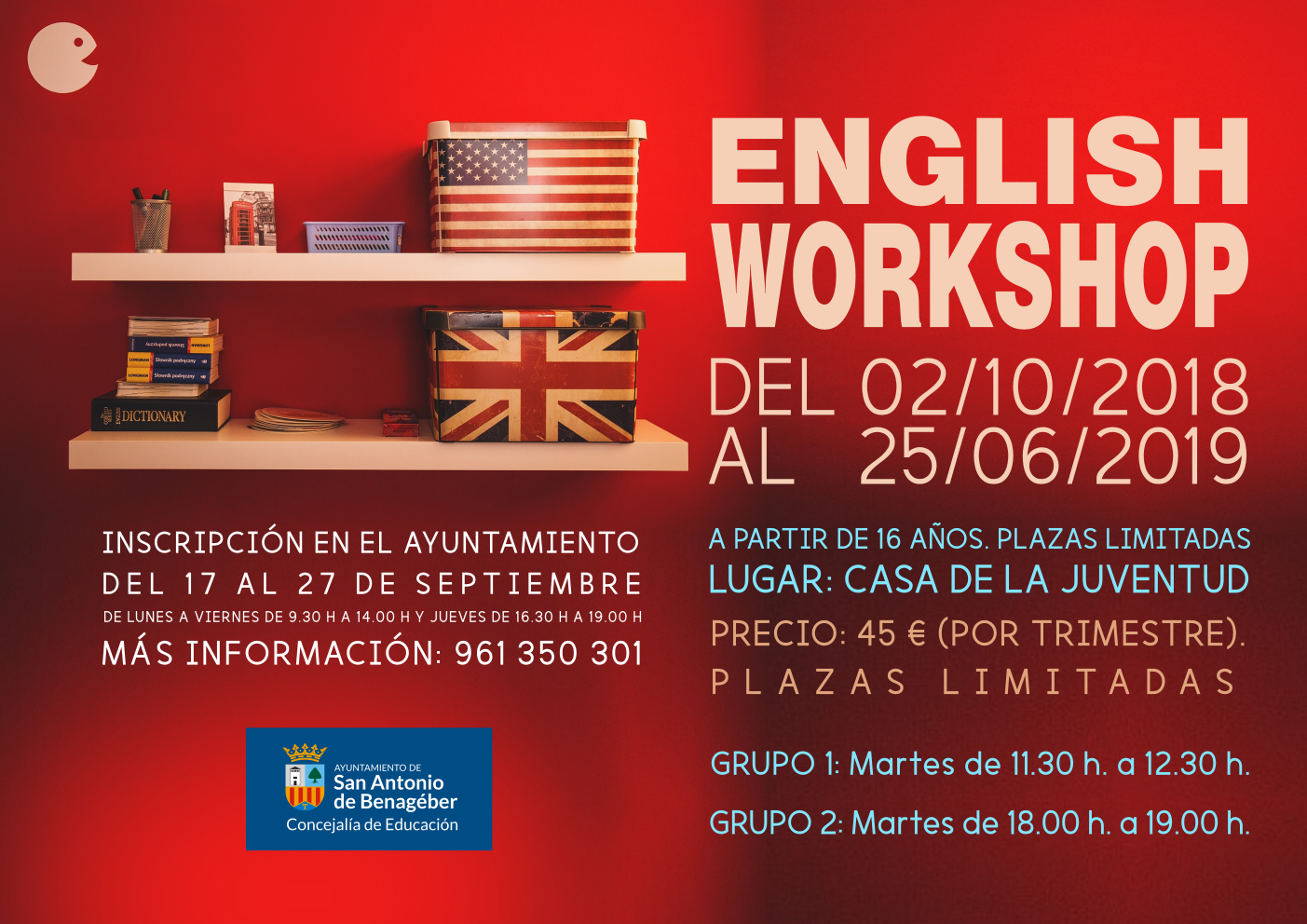 taller english workshop